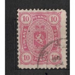 Finsko 8065 poštovní známka.