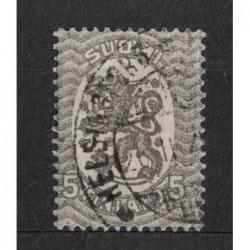 Finsko 8066 poštovní známka.