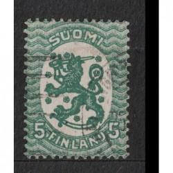 Finsko 8067 poštovní známka.