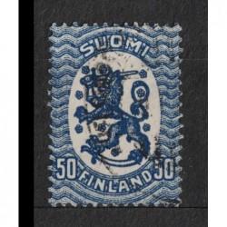 Finsko 8068 poštovní známka.