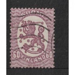 Finsko 8069 poštovní známka.