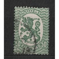 Finsko 8071 poštovní známka.