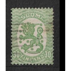 Finsko 8072 poštovní známka.