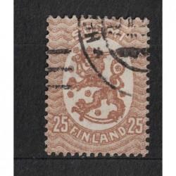Finsko 8076 poštovní známka.