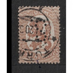 Finsko 8078 poštovní známka.