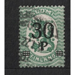 Finsko 8081 poštovní známka.