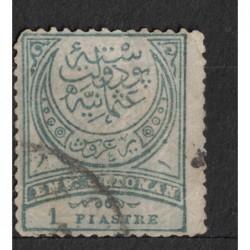 Turecko 8083 poštovní známka.