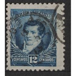 Argentína 8085 poštovní známka.