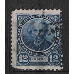 Argentína 8086 poštovní známka.