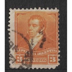 Argentína 8087 poštovní známka.