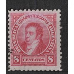 Argentína 8088 poštovní známka.