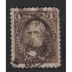 Argentína 8089 poštovní známka.