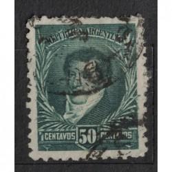 Argentína 8090 poštovní známka.