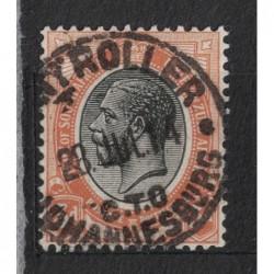 Afrika 8101 poštovní známka.