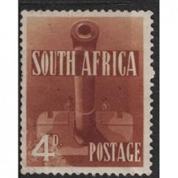 Afrika 8115 poštovní známka.
