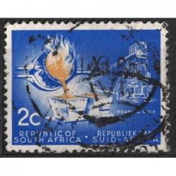 Afrika 8124 poštovní známka.