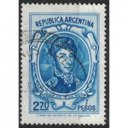 Argentína 8188 poštovní známka.