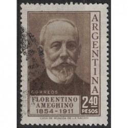 Argentína 8190 poštovní známka.