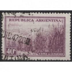 Argentína 8192 poštovní známka.