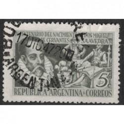 Argentína 8194 poštovní známka.
