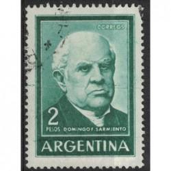 Argentína 8197 poštovní známka.