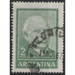 Argentína 8199 poštovní známka.