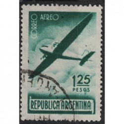 Argentína 8201 poštovní známka.