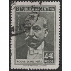 Argentína 8211 poštovní známka.