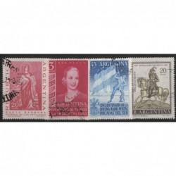Argentína 8213 poštovní známka.