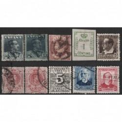 Espana 8214 poštovní známka.