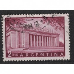 Argentína 8215 poštovní známka.