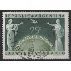 Argentína 8217 poštovní známka.