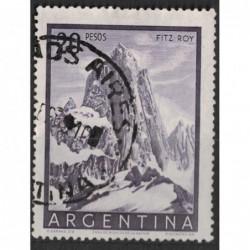 Argentína 8219 poštovní známka.