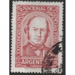 Argentína 8221 poštovní známka.