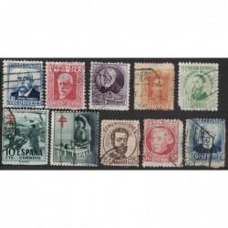 Espana 8223 poštovní známka.