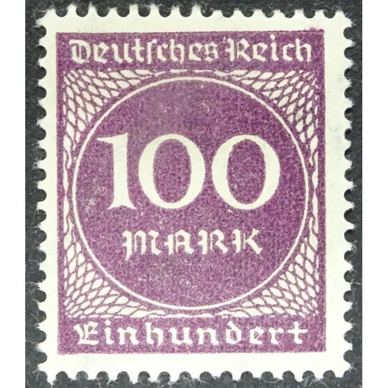 Deutsches Reich 268