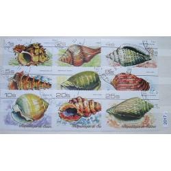 Guinea partie známek 3