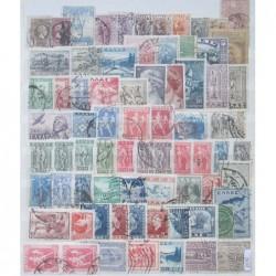 Řecko známky