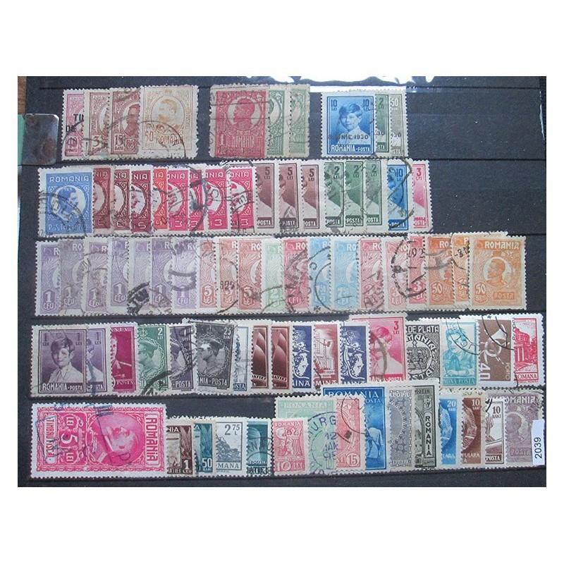 Rumunsko známky