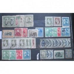 Bulharsko známky