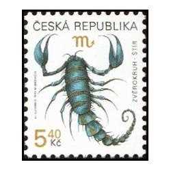 Česká Republika známka 241