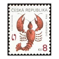 Česká Republika známka 227