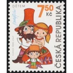 Česká Republika známka 475