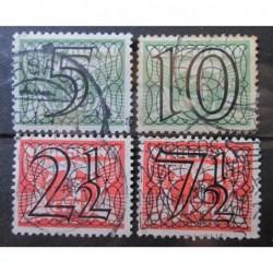 Nederland sestava známek