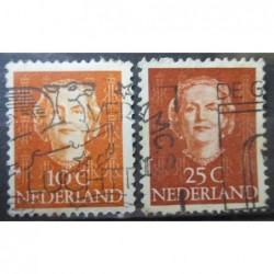 Nederland 10 a 25 cent